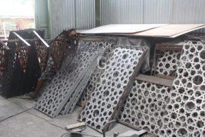 Contoh Pengaplikasian Ornamen Masjid Cor Aluminium Yang Tepat