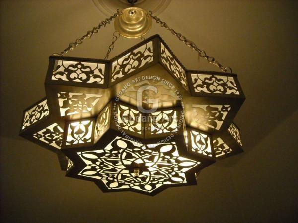 Tersedia Model Lampu Gantung Masjid Terkemuka Dan Terbaik Di Indonesia