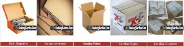 Jual Kardus dan Karton Box Langsung Pabrik Sendiri Untuk Berbagai Kebutuhan Anda