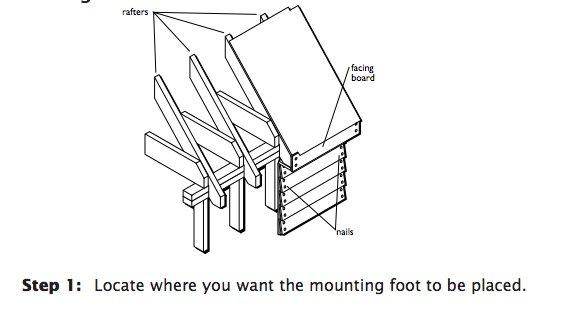 Shaw Satellite Dish Installation Instructions