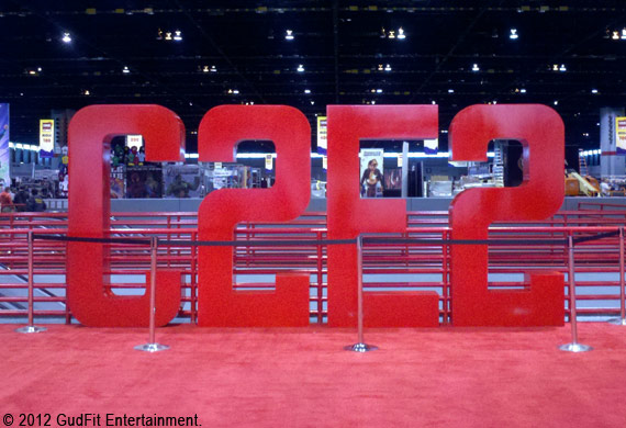 C2E2 - GudFit Entertainment