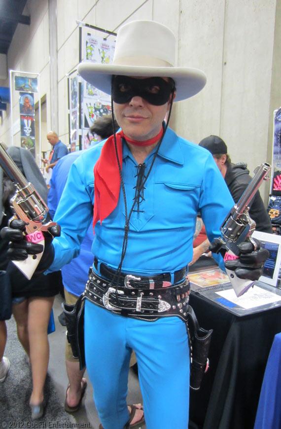 San Diego Comic Con - Lone Ranger - GudFit