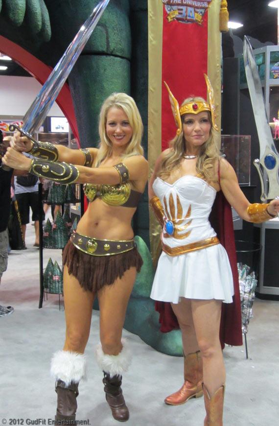 San Diego Comic Con - She-Ra - GudFit