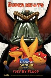 Super_Newts_Blood_Type_Sangre_Comic4_part1_Poster_by-AJ_Moore_GudFit