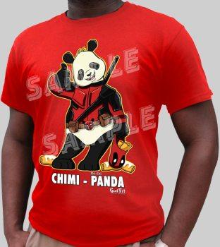 Chimi-Panda tees are here!