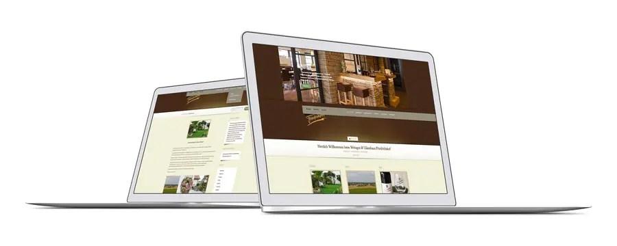 Der neue Webauftritt des Weingut Friedrichshof - Fotografie Gudrun Itt