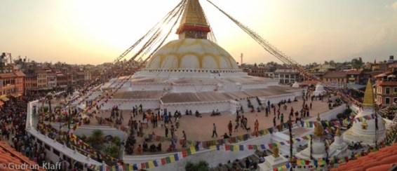 The Grand Stupa
