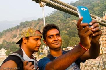 Selfies make the world go round