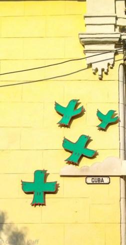 Die Friedenstauben fliegen wieder