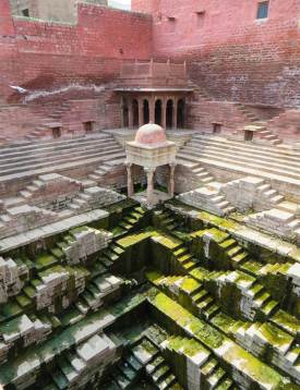 Ancient Step-wells of India