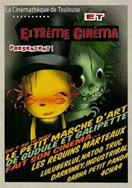 Flyer cinémathèque 1013