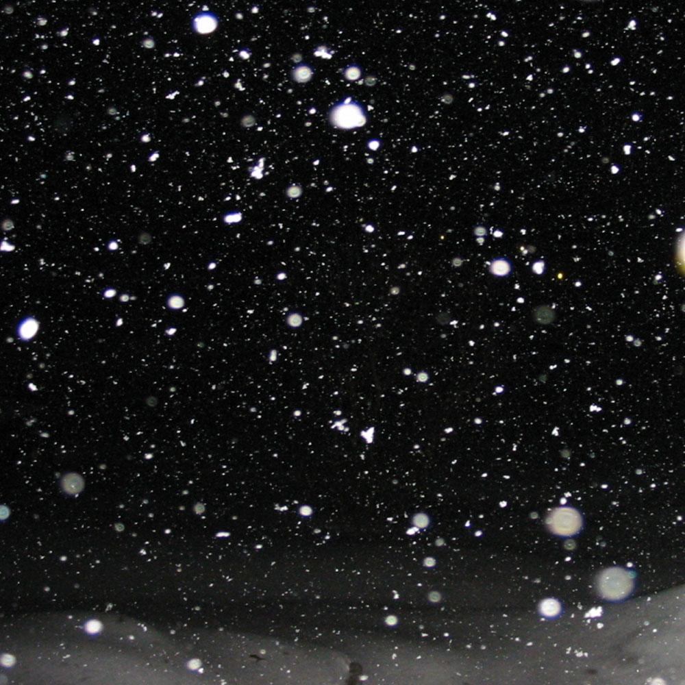 Генераторы снега