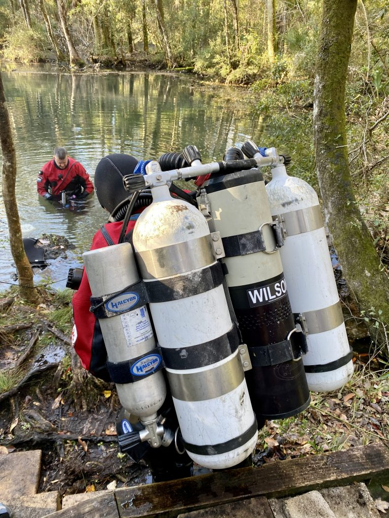 Where Is The Rebreather In The Forest : where, rebreather, forest, Semi-closed, Rebreather:, Successful, Exploration