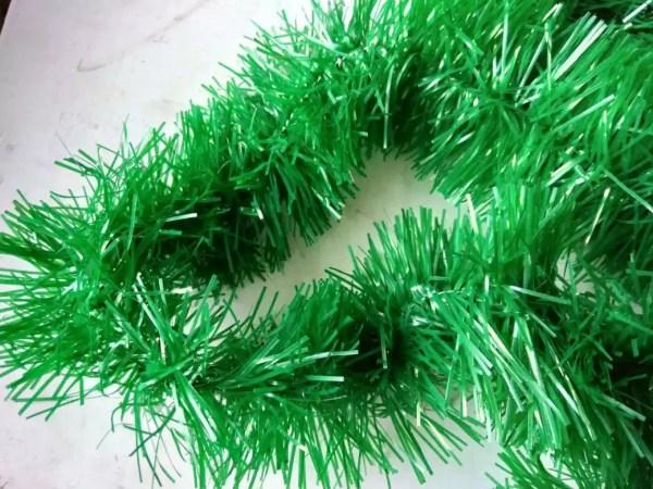 Festão verde 1
