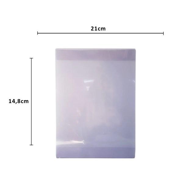 DISPLAY PVC A4/A5/A6- CAIXA COM 10 UNIDADES 9