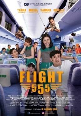 film januari 2018 flight 555