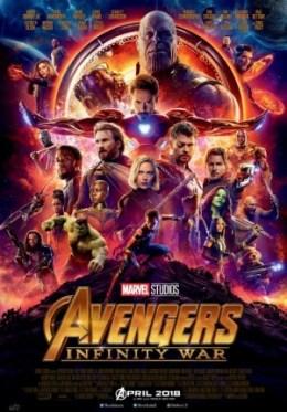 film terbaru avenger infinity war