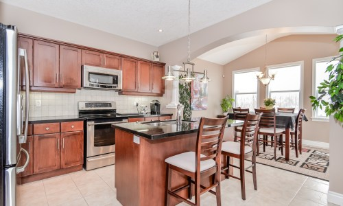 278 Carrington Drive Guelph - Kitchen 1