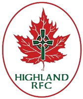 Highland Rugby Club logo