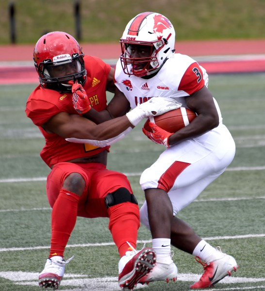 Photos: Guelph Gryphons-York OUA football
