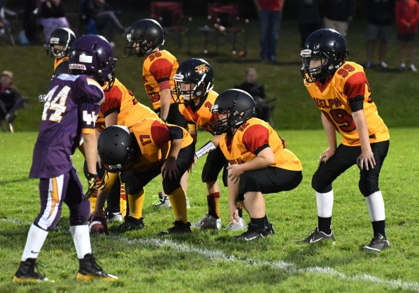 Photos: Junior Gryphons-Scarborough OFL atom tier 1 football
