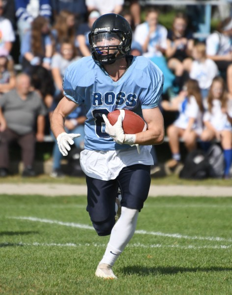 Photos: Ross-St. James D10 football