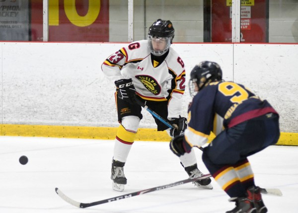 Photos: Junior Gryphons-Burlington AAA minor midget hockey