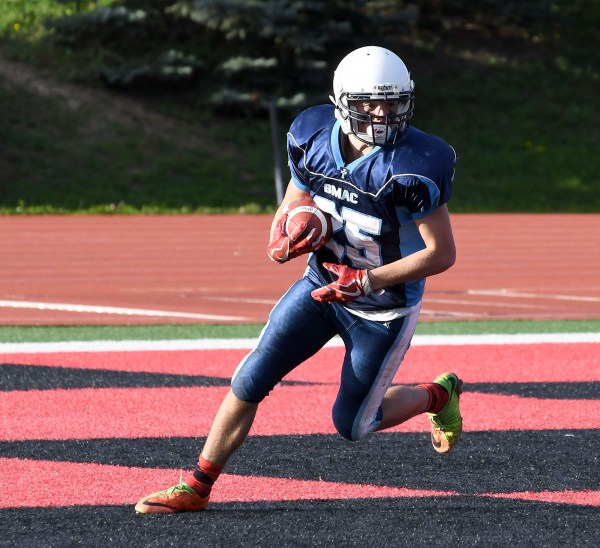 Photos: Guelph CVI-Bishop Macdonell football