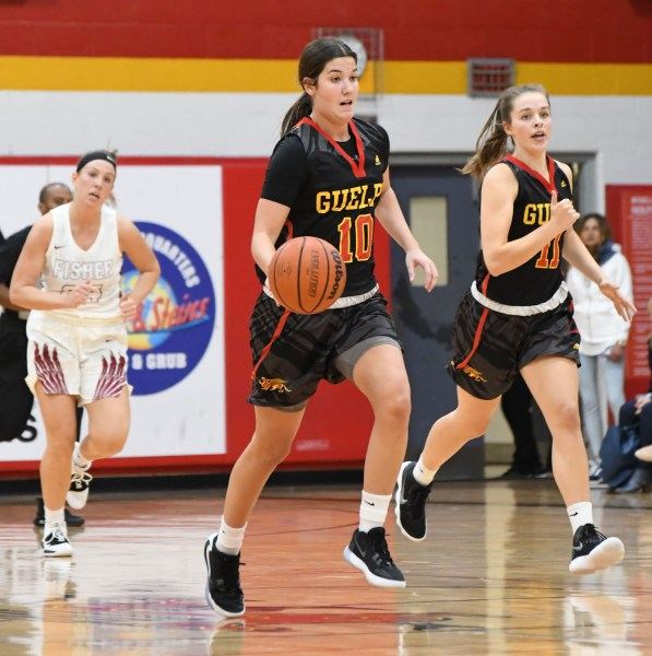 Photos: Guelph Gryphons-St. John Fisher women's basketball