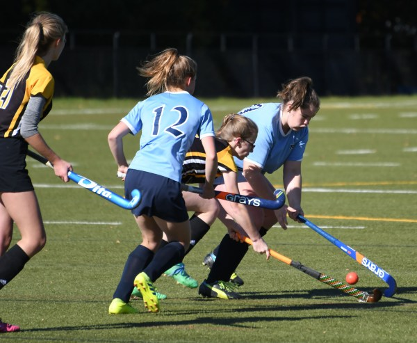 Photos: Ross-Centre Wellington girls' field hockey