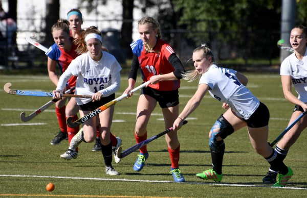 Photos: Orangeville-Centre Dufferin girls' field hockey