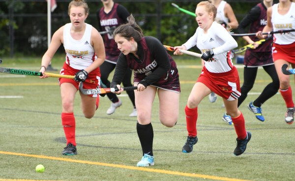 Photos: Guelph Gryphons-McMaster women's field hockey