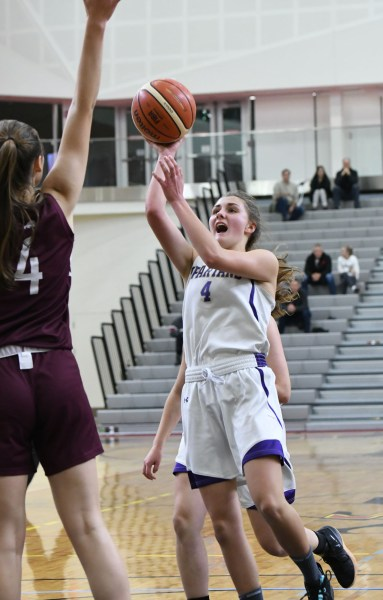 Photos: District 10 senior girls' basketball final 2019