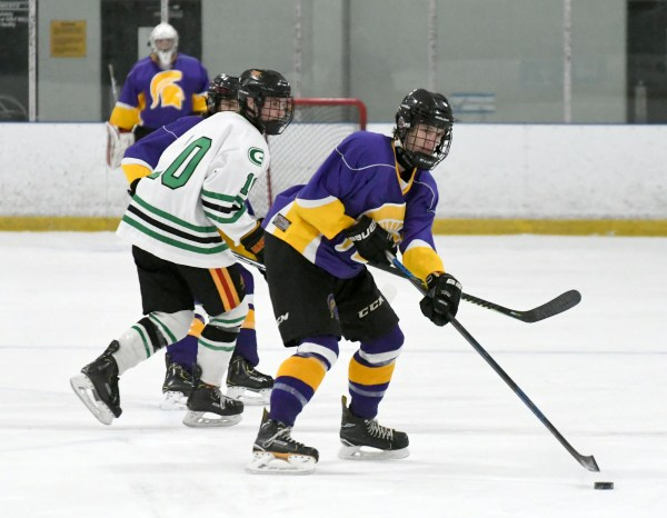 Photos: Guelph CVI-Centennial boys' hockey