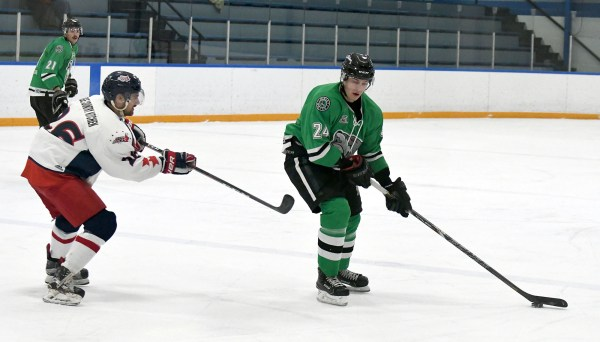 Photos: Elora Rocks-Ripley WOAA senior men's hockey
