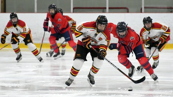 Photos: Guelph Gryphons-Brock women's hockey