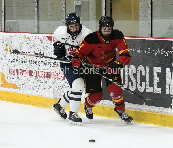 Photos: Guelph Gryphons-Toronto women's hockey