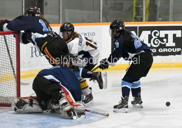 Photos: Bishop Macdonell-Lourdes girls' hockey