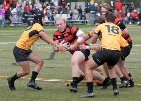Photos: Gryphons-Waterloo OUA men's rugby