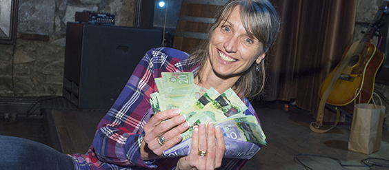 Wendy Greenfield looks after our money