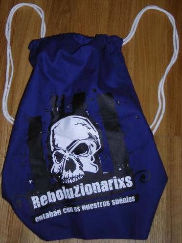 mochila reboluzionarixs