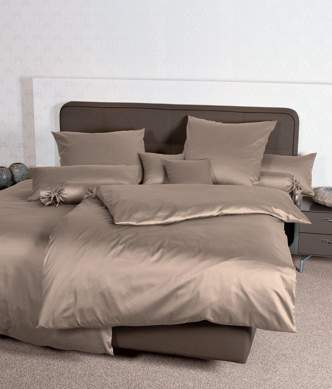 mako satin bettw sche 135x200 reduziert hochwertige. Black Bedroom Furniture Sets. Home Design Ideas