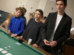 3 am Pokern