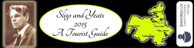 Sligo and Yeats 2015. A Tourist Guide banner