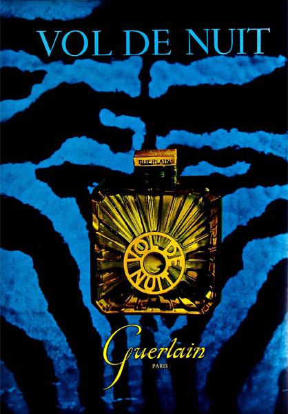 Vol De Nuit  Guerlain, Histoire(s) De Parfums