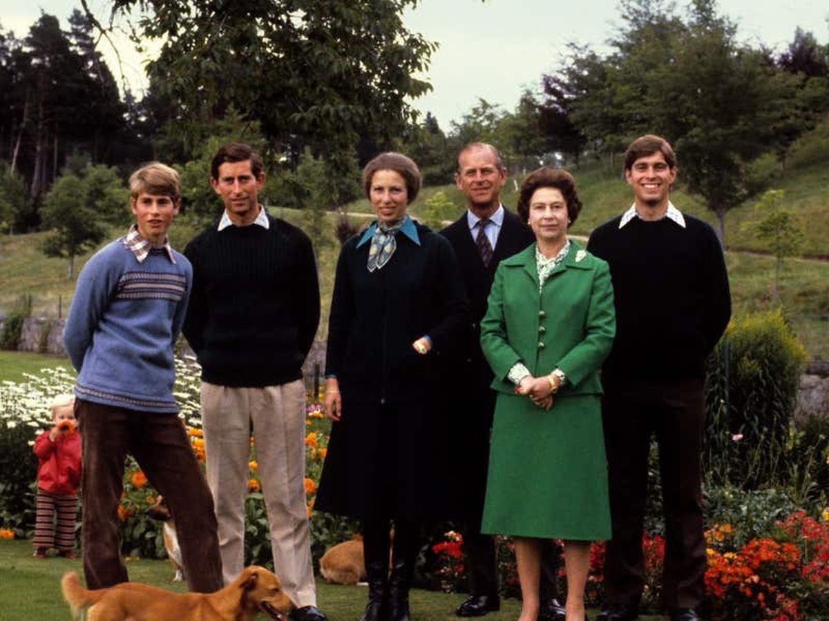 The Duke of Edinburgh, his children and his tough love ...