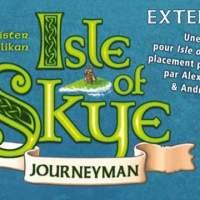 Journeyman, une nouvelle extension pour Isle of Skye