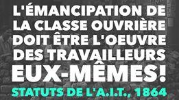 L'auto-mouvement révolutionnaire du prolétariat, contre les sectes et toute avant-garde!