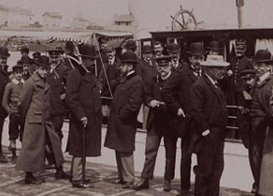 Auguste Trillat en 1902