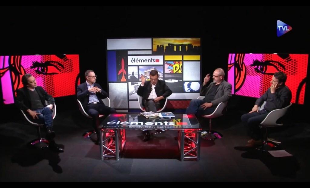 TVL - Capture d'écran